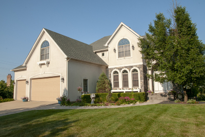 West Chicago Single Family Home New: 1075 Ridgewood Drive