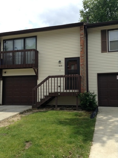 Bolingbrook Condo/Townhouse New: 465 Sauk Lane