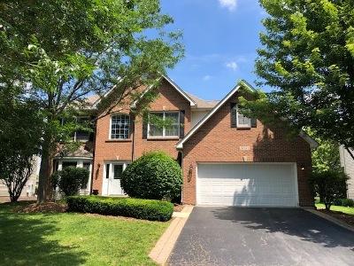 Single Family Home New: 3631 Mistflower Lane