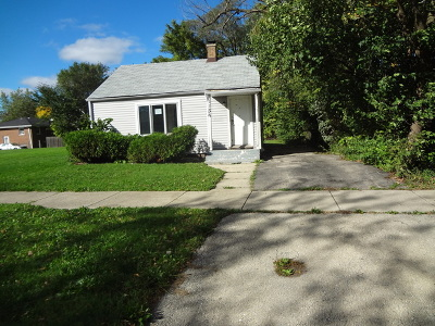 Aurora Single Family Home New: 1136 Fenton Street