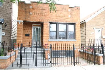 Chicago Single Family Home New: 2839 South Emerald Avenue