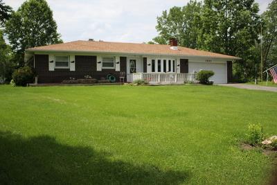Wilmington Single Family Home New: 1511 Amber Lane