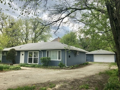 Hinsdale Single Family Home Re-Activated: 5652 South Madison Street