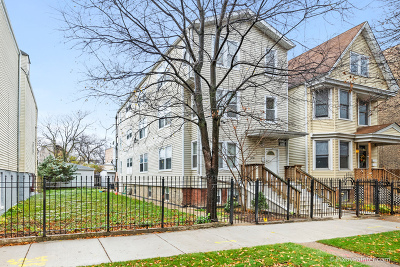 Chicago Residential Lots & Land For Sale: 3236 North Whipple Street