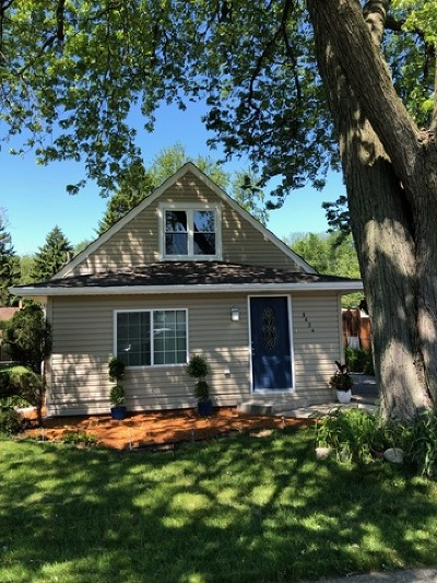 Oak Lawn Single Family Home New: 9634 Meade Avenue