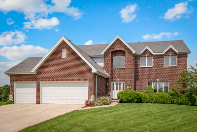 Frankfort Single Family Home For Sale: 8345 Forestview Court
