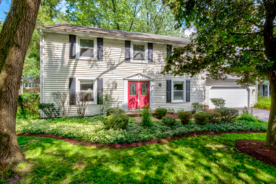 Du Page County Single Family Home New: 1624 Indian Trail Drive
