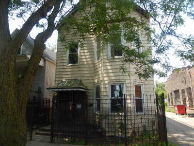 Chicago Multi Family Home New: 5114 South Ada Street