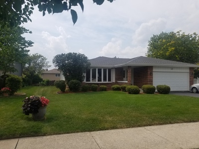 Lockport Single Family Home New: 607 Jaquays Street