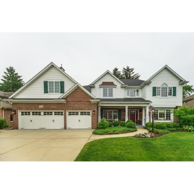 Arlington Heights Single Family Home Contingent: 1029 East Talbot Street East