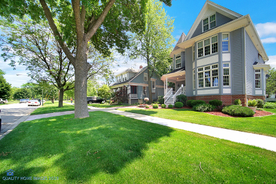 Chicago Single Family Home New: 2301 West 107th Place West