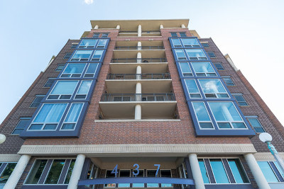 Chicago Condo/Townhouse New: 437 West Division Street #717