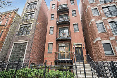 Chicago Condo/Townhouse New: 1520 North Hudson Avenue #1