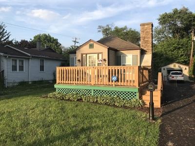 Joliet Single Family Home New: 110 Schorie Avenue