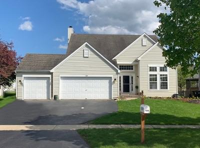 Crystal Lake IL Single Family Home New: $299,000