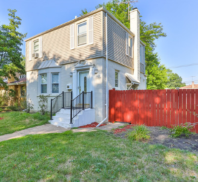 Skokie Single Family Home New: 8025 Kedvale Avenue
