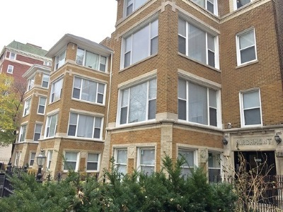 Rental New: 7451 North Greenview Avenue #213