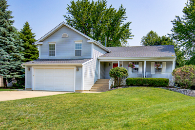 Single Family Home For Sale: 1220 Westport Ridge Court