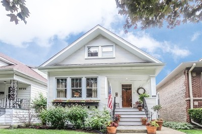 Chicago IL Single Family Home New: $499,900