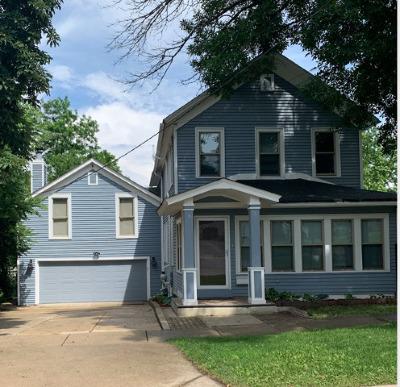 Lemont Single Family Home New: 711 Walnut Street