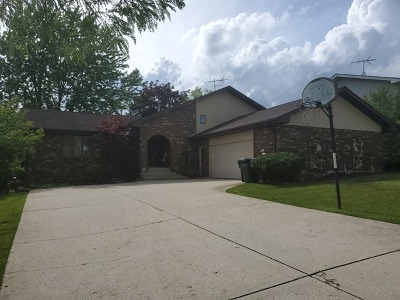 Orland Park Single Family Home New