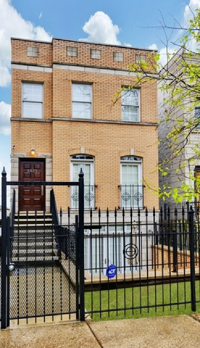 Wicker Park, Bucktown Single Family Home For Sale: 2035 North Honore Street