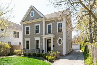 Winnetka Single Family Home New: 388 Provident Avenue
