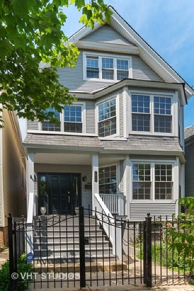 Single Family Home For Sale: 1938 West Henderson Street