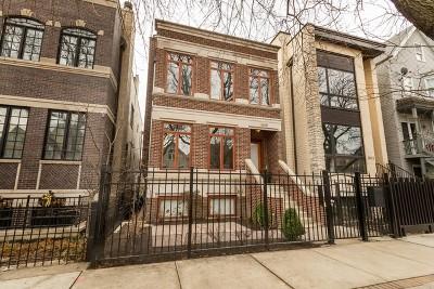 Chicago Single Family Home New: 2625 North Marshfield Avenue