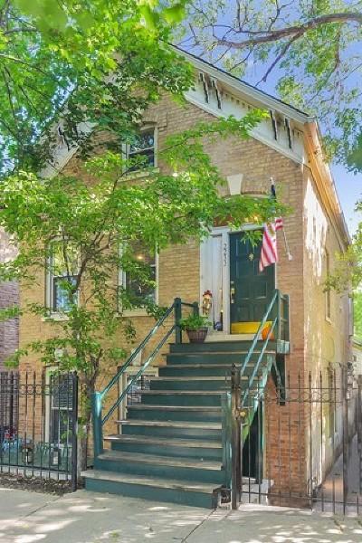 Multi Family Home New: 2233 North Janssen Avenue