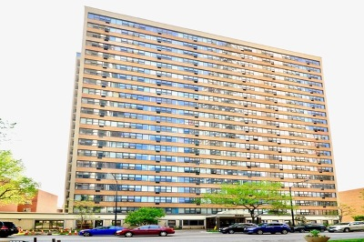 Condo/Townhouse New: 6030 North Sheridan Road #508