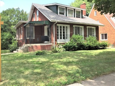 Chicago IL Single Family Home New: $389,900