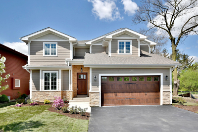 Downers Grove Single Family Home New: 5622 Belmont Road