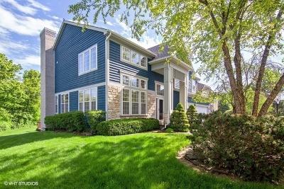 Buffalo Grove Single Family Home For Sale: 6 River Oaks Circle West