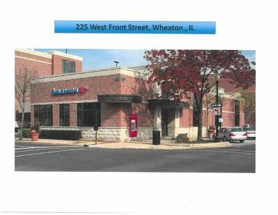 Wheaton Commercial For Sale: 225 West Front Street