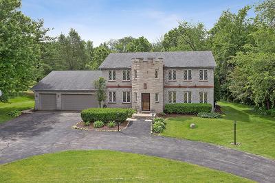 Homer Glen Single Family Home New: 15525 Janas Drive