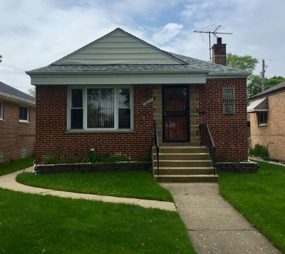 Chicago IL Single Family Home New: $139,900