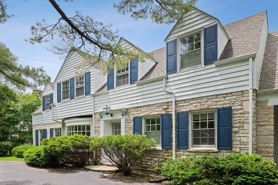 Highland Park Single Family Home For Sale: 130 Sheridan Road
