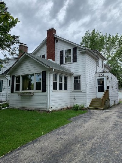 Wilmette Single Family Home New: 301 16th Street