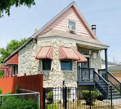 Cook County Single Family Home New: 5248 South Lowe Avenue