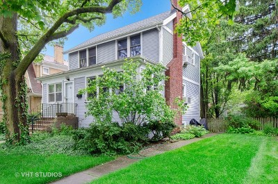 Evanston IL Single Family Home New: $412,500