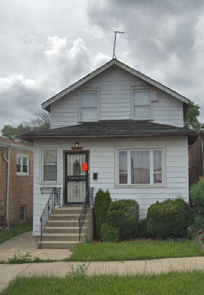 Cook County Single Family Home New: 9340 South Yates Boulevard