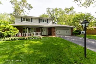 Palatine Single Family Home New: 914 East Zinnia Lane