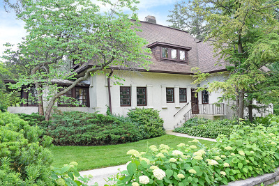 Winnetka Single Family Home New: 82 Essex Road