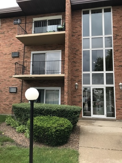 Cook County Condo/Townhouse New: 9721 South Keeler Avenue #201