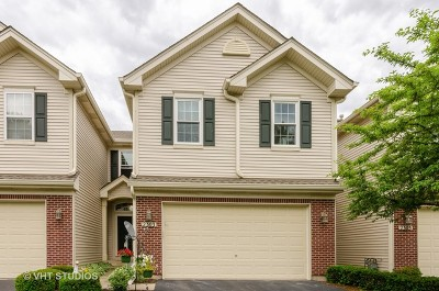 Kane County Condo/Townhouse New: 2303 Sandy Creek Drive