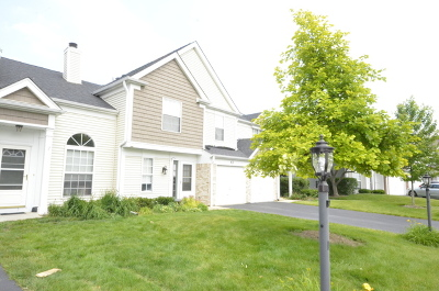 Streamwood Condo/Townhouse New: 31 North Oltendorf Road