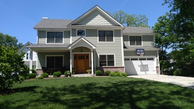 Schaumburg Single Family Home For Sale: Lot 143 Parkview Drive