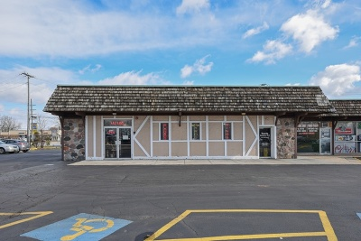 Hanover Park Commercial For Sale: 7205 Orchard Lane