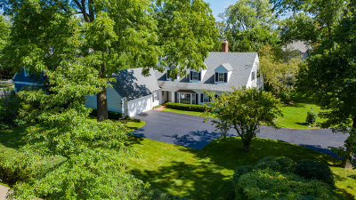 Winnetka Single Family Home For Sale: 567 Sheridan Road